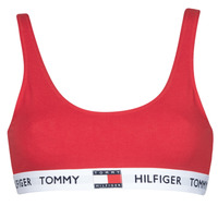 Underwear Women Sports bras Tommy Hilfiger BRALETTE Red