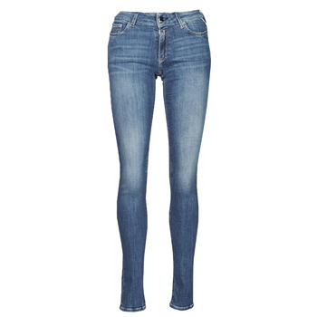 material Women Skinny jeans Replay NEW LUZ Blue / Medium