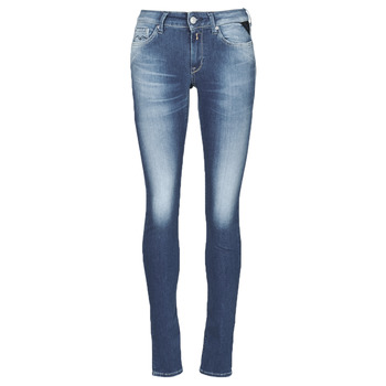 material Women Skinny jeans Replay HYPERFLEX LUZ Blue / Medium