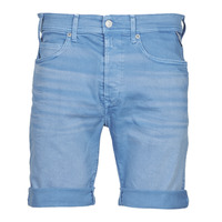 material Men Shorts / Bermudas Replay MA981B-8005355 Blue / Petrol
