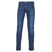 material Men slim jeans Replay ANBASS Pants Blue / Medium