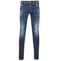 material Men Skinny jeans Replay JONDRILL HYPERFLEX Blue / Dark