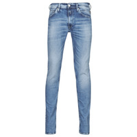 material Men Skinny jeans Replay JONDRILL Pants Blue / Clear