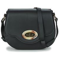 Bags Women Shoulder bags LANCASTER MARBLE TOUCH 63 Black