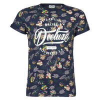 material Men short-sleeved t-shirts Deeluxe FRESHY Marine