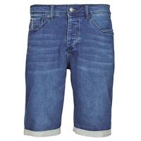 material Men Shorts / Bermudas Deeluxe BART Blue