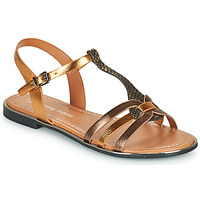 Shoes Women Sandals Moony Mood OSOM Camel