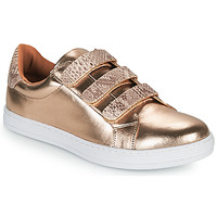 Shoes Women Low top trainers Moony Mood OCHIC Gold
