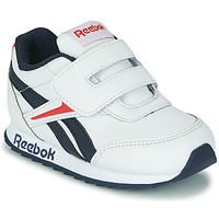Shoes Children Low top trainers Reebok Classic REEBOK ROYAL CLJOG 2 KC White / Marine / Red