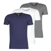 material Men short-sleeved t-shirts Polo Ralph Lauren SS CREW NECK X3 Marine / Grey / White