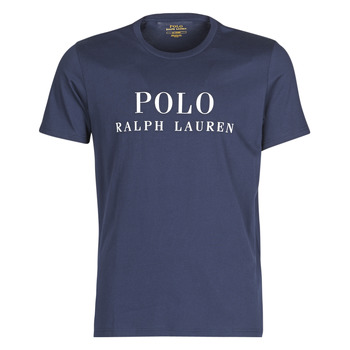 material Men short-sleeved t-shirts Polo Ralph Lauren SS CREW Marine