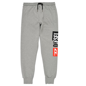 material Boy Tracksuit bottoms Diesel PCUTY Grey