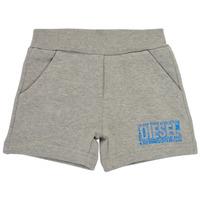 material Boy Shorts / Bermudas Diesel POSTYB Grey