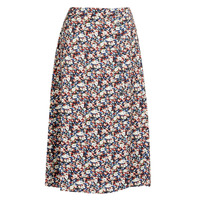 material Women Skirts Betty London  Blue / Multicolour