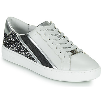 Shoes Women Low top trainers MICHAEL Michael Kors SLADE White / Silver