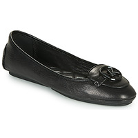 Shoes Women Ballerinas MICHAEL Michael Kors LILLIE Black