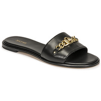Shoes Women Mules MICHAEL Michael Kors RINA SLIDE Black