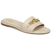 Shoes Women Mules MICHAEL Michael Kors RINA SLIDE Beige