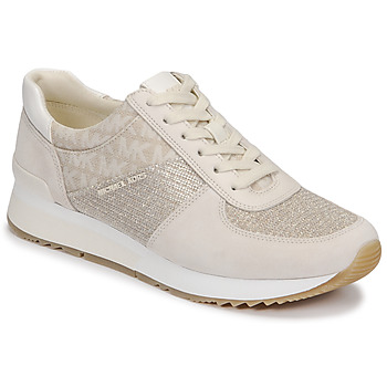 Shoes Women Low top trainers MICHAEL Michael Kors ALLIE TRAINER Beige