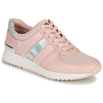 Shoes Women Low top trainers MICHAEL Michael Kors ALLIE TRAINER Pink