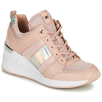 Shoes Women Low top trainers MICHAEL Michael Kors GEORGIE TRAINER Pink