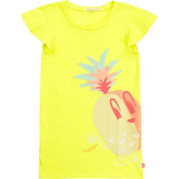 material Girl Short Dresses Billieblush / Billybandit U12625-599 Yellow