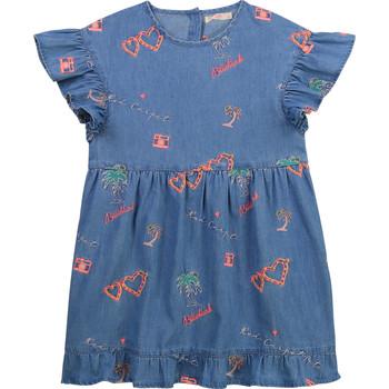 material Girl Short Dresses Billieblush / Billybandit U12640-Z10 Blue