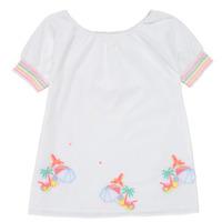 material Girl Short Dresses Billieblush / Billybandit U12657-10B White