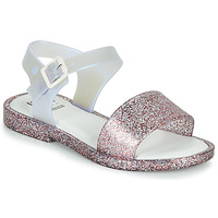 Shoes Girl Sandals Melissa MEL MAR SANDAL Pink / Pearl
