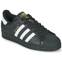 Shoes Low top trainers adidas Originals SUPERSTAR Black / White