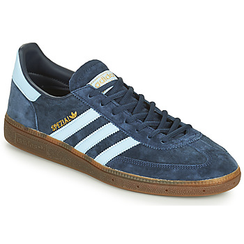 Shoes Men Low top trainers adidas Originals HANDBALL SPEZIAL Blue / White