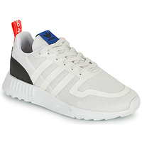 Shoes Children Low top trainers adidas Originals SMOOTH RUNNER C White / Black