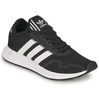 Shoes Low top trainers adidas Originals SWIFT RUN X Black / White