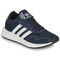 Shoes Children Low top trainers adidas Originals SWIFT RUN X C Marine