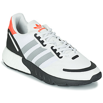 Shoes Low top trainers adidas Originals ZX 1K BOOST White / Grey