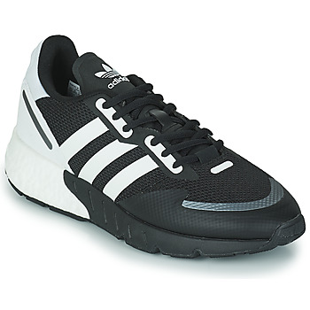 Shoes Low top trainers adidas Originals ZX 1K BOOST Black / White
