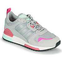 Shoes Women Low top trainers adidas Originals ZX 700 HD W Grey / Red