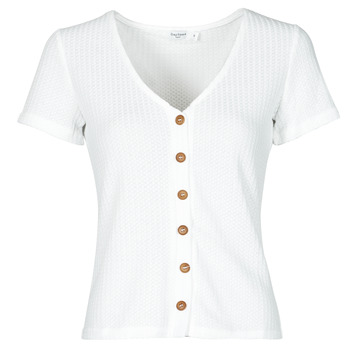material Women Blouses Betty London ODILOU White