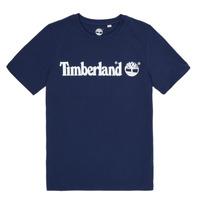 material Boy short-sleeved t-shirts Timberland VUILL Marine