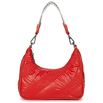 Bags Women Shoulder bags Desigual BOLS_TAIPEI MEDLEY Red / Strawberry