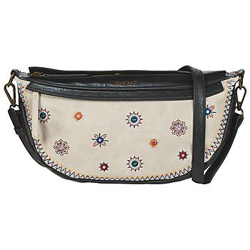 Bags Women Shoulder bags Desigual BOLS_CRISTAL MOON_LUISIANA Tobacco