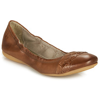 Shoes Women Ballerinas Dream in Green NERLINGO Beige