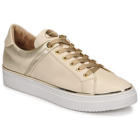 Shoes Women Low top trainers Adige QUENTIN-V2-GALAXY-PLATINE Beige