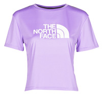 material Women short-sleeved t-shirts The North Face W MA TEE Violet