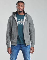 material Men sweaters The North Face OPEN GATE FZHOOD LIGHT Grey