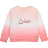 material Girl sweaters Carrément Beau Y15373-N44 White / Pink
