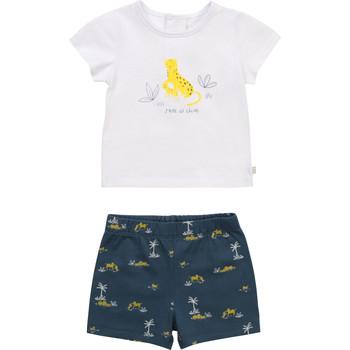 material Boy Sets & Outfits Carrément Beau Y98107-N48 Multicolour