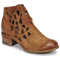 Shoes Women Mid boots Airstep / A.S.98 GIVE PERF Camel
