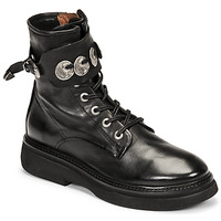 Shoes Women Mid boots Airstep / A.S.98 IDLE Black
