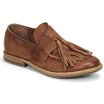 Shoes Women Loafers Airstep / A.S.98 ZEPORT MOC Camel